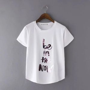 Tops - Be in the in T-shirt